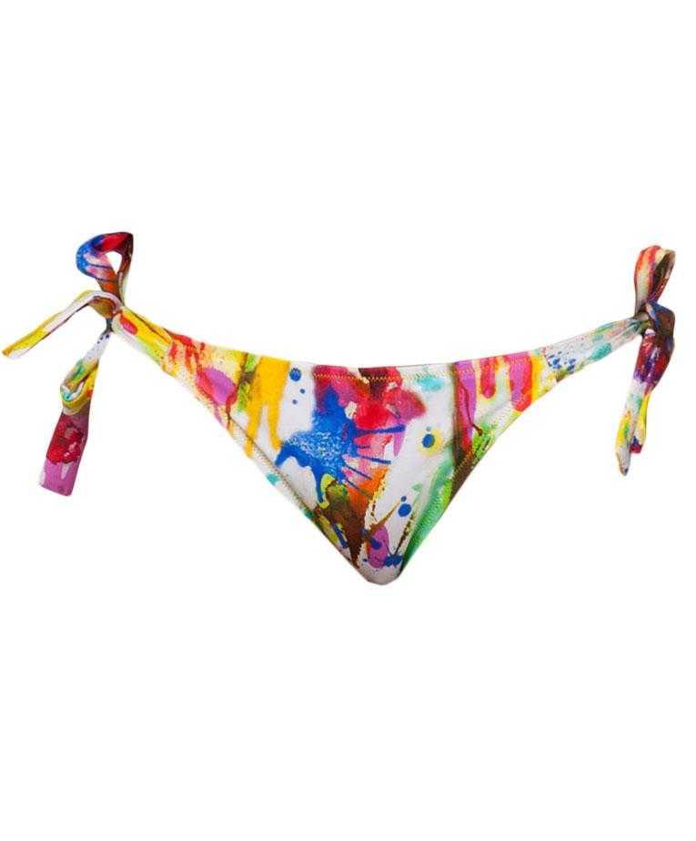 Braga Bikini Lazos Antigel colección La Belle Artiste   -   - PEPI GUERRA