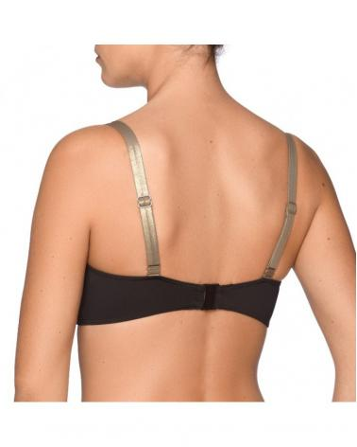Bikini Prima Donna colección 'Ocean Drive' COLOR: marrón, marino, kaki; TALLAS: 90c, 95c, 100c, 105c, 90d, 95d, 100d