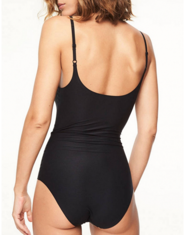 Body sin costuras Chantelle soft stretcht talla COLOR: negro, nude  - Camisetas/Bodys  - PEPI GUERRA