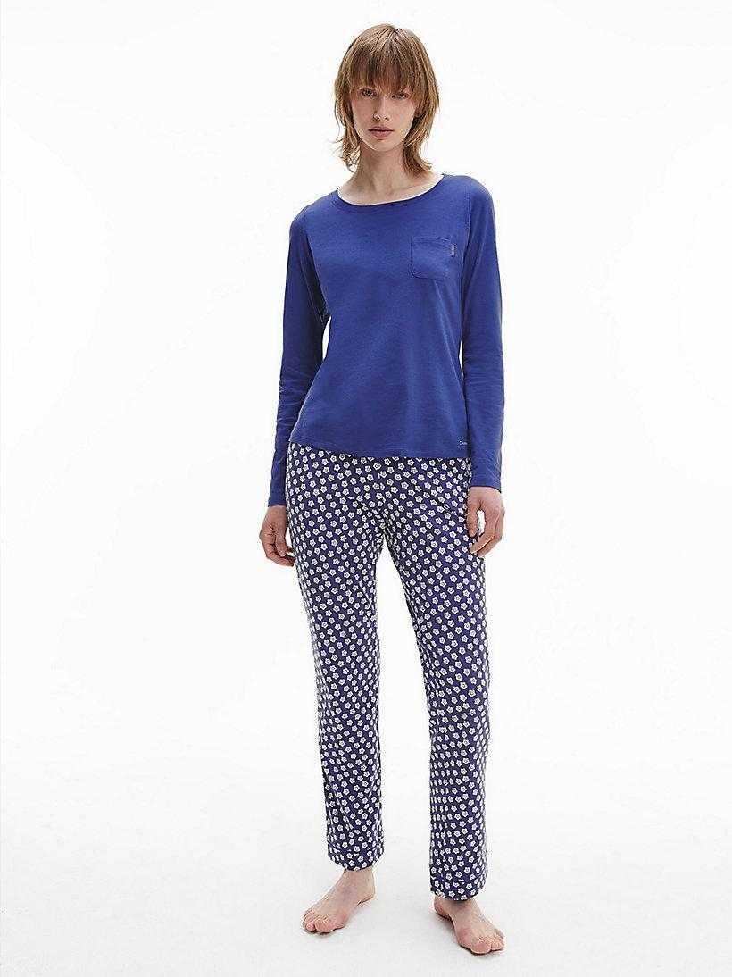 Pijama Señora Calvin Klein Dreamy Star   -   - PEPI GUERRA