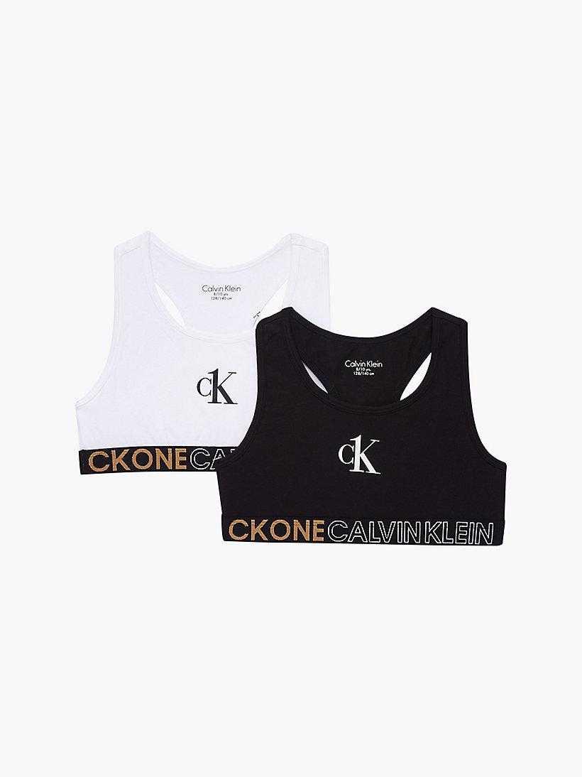 Pack 2 Tops Niña Calvin Klein CK One   -   - PEPI GUERRA