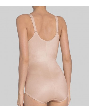 Triumph Body sin aro Doreen cotton TALLAS: 110b, 115b, 120b, 105c, 110c, 105d, 110d, 115d, 120d; COLOR: beige dorado  -