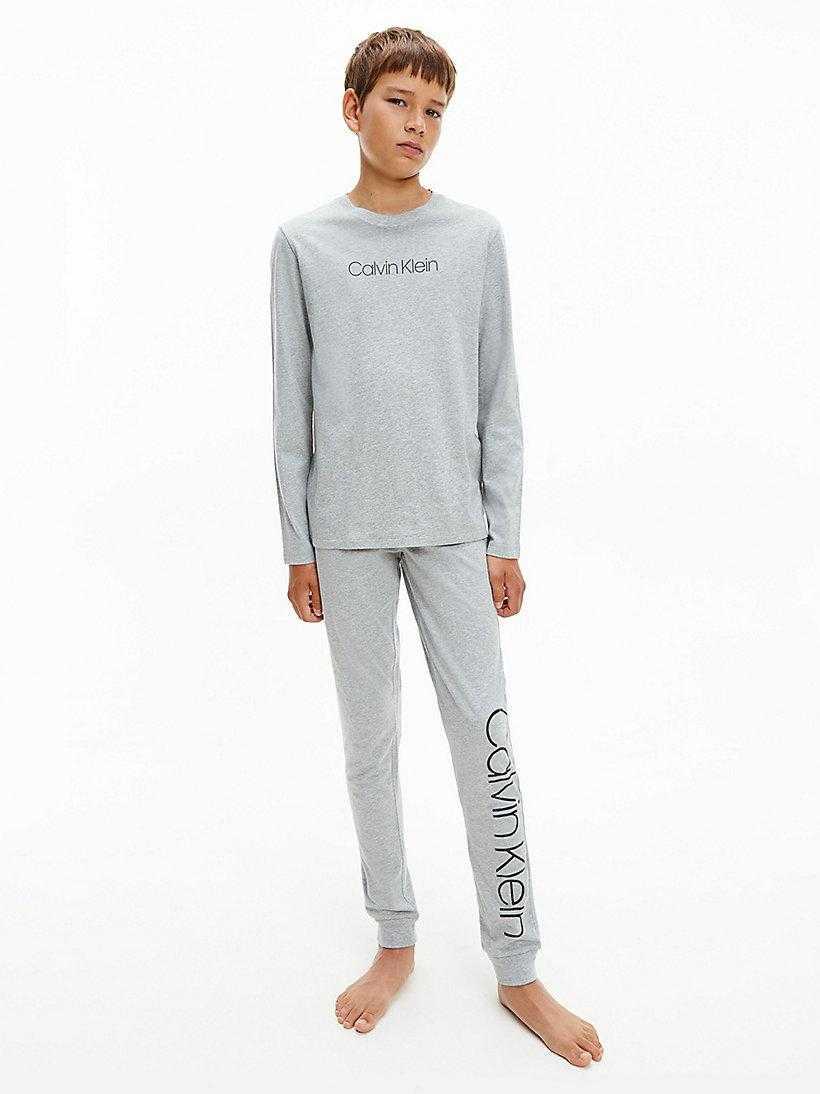 Pijama Niño Calvin Klein Modern Cotton   -   - PEPI GUERRA