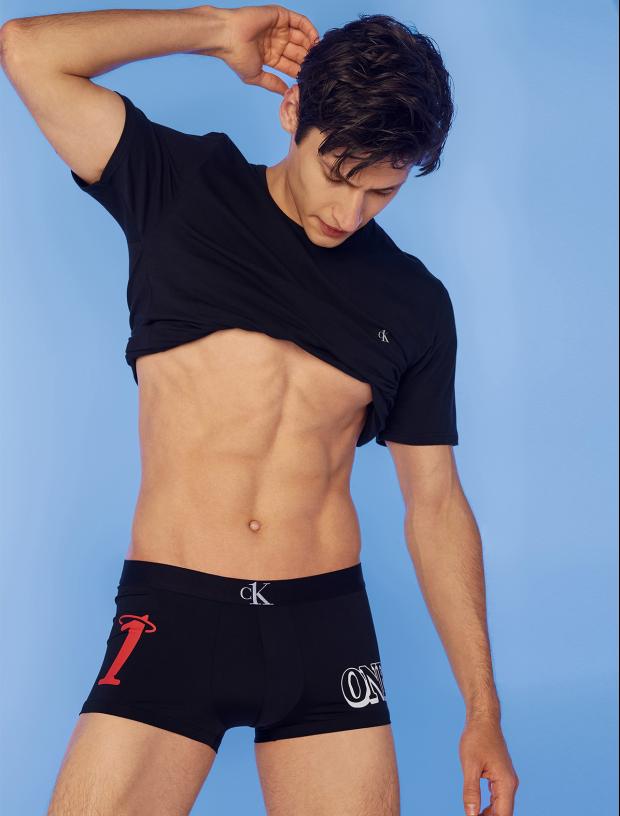 Boxer bajo Calvin Klein micro fibra CK1 TALLAS: m  - HOMBRE  - PEPI GUERRA