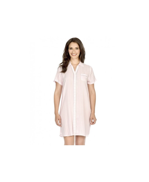 Lohe camisa rayas noche TALLAS: m, l, xl, xxl  - Lencería noche  - PEPI GUERRA