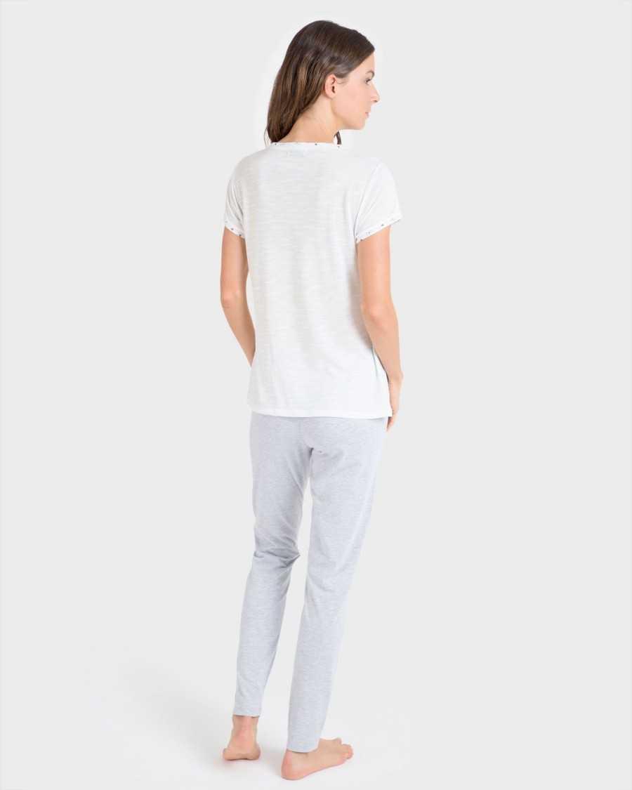 Pijama mujer Massana pantalón largo TALLAS: m, l Composición: poliéster - Lencería noche  - PEPI GUERRA