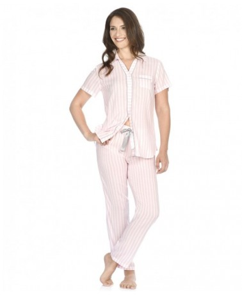 Pijama Lohe rayas TALLAS: m, l, xl, xxl  - Lencería noche  - PEPI GUERRA