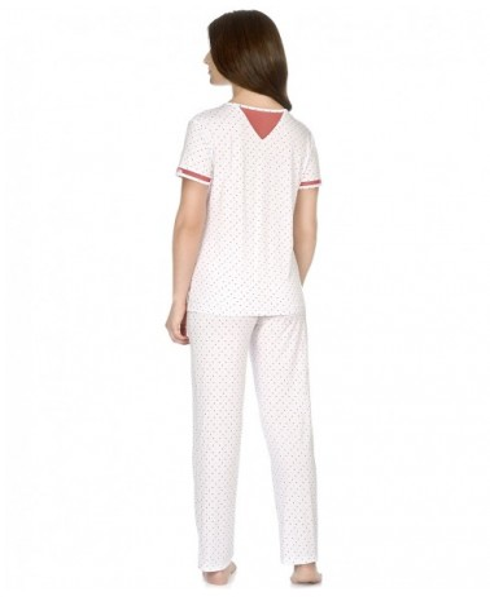 Pijama mujer Lohe puntitos TALLAS: l, xl, xxl, xxxl  - Lencería noche  - PEPI GUERRA
