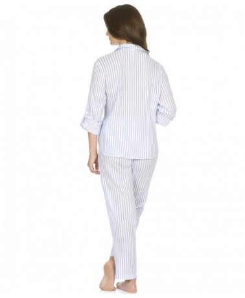 Pijama pantalón largo rayas Lohe TALLAS: m, l, xl  - Lencería noche  - PEPI GUERRA