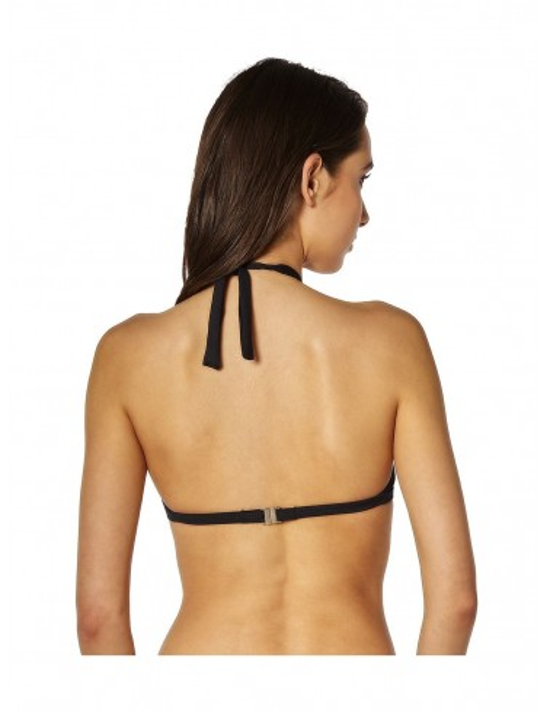 Top bikini sin aro Lili Red Point COLOR: negro; TALLAS: 40, 42  - BAÑO  - PEPI GUERRA