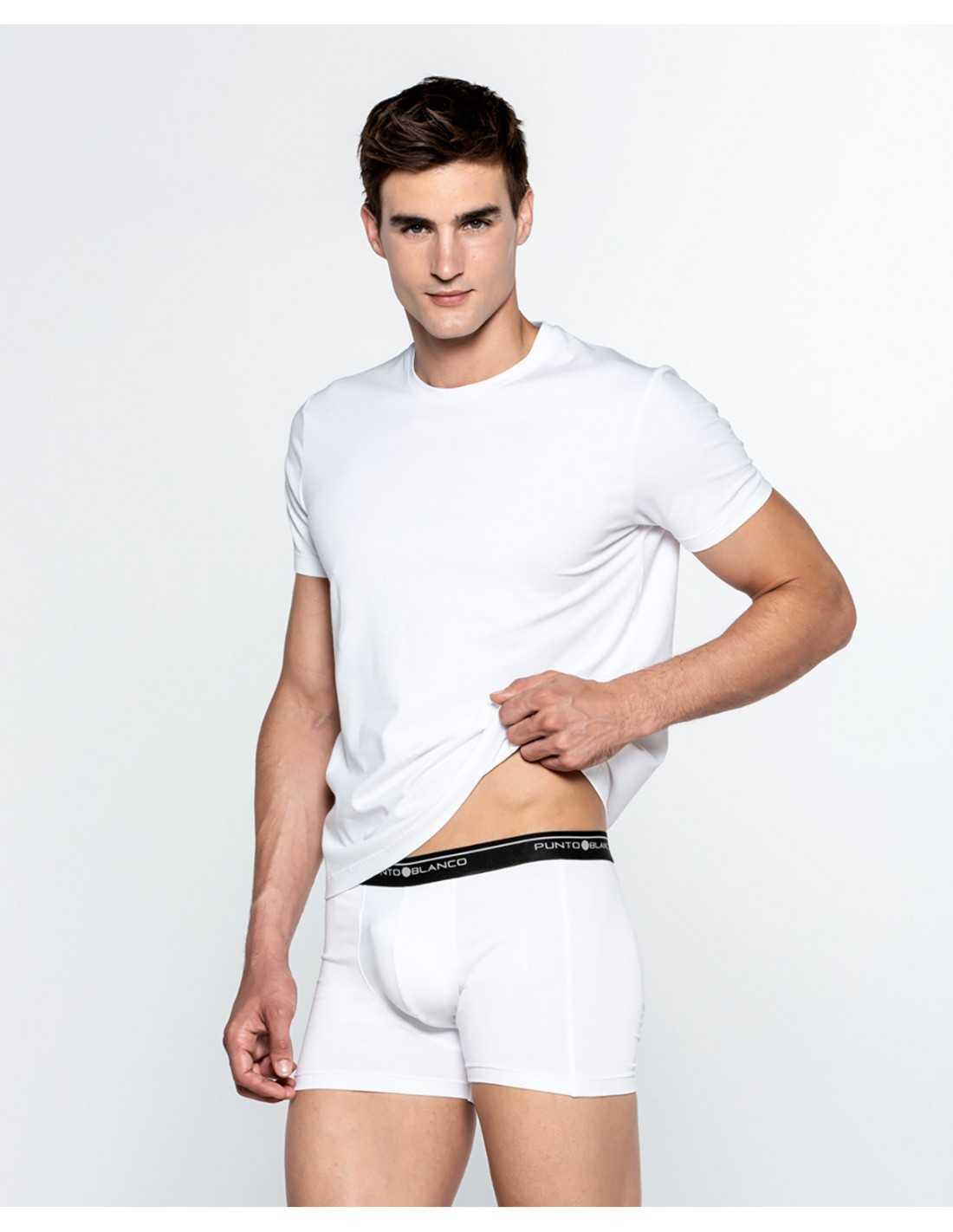 Punto Blanco T-Shirt round neck organic cotton