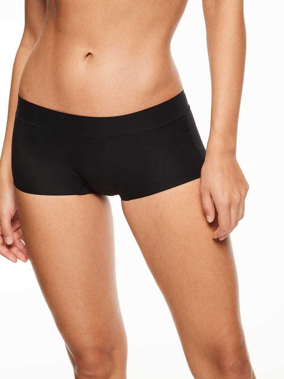 Short Chantelle cotton strecht COLOR: negro, nude; TALLAS: talla unica  - Braguitas  - PEPI GUERRA