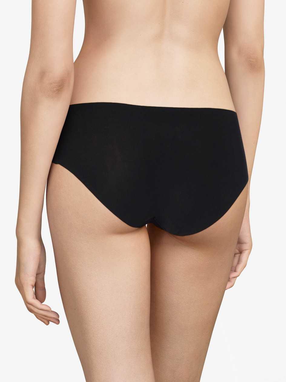 Braguita Hipster Chantelle soft strecht COLOR: marfil, negro, nude, capuccino, beige dorado; TALLAS: talla unica  -