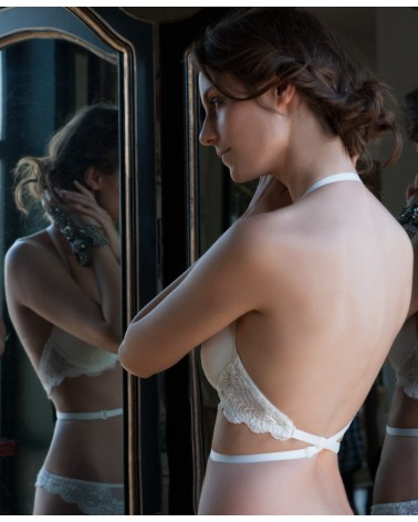 Multi way bra Bridal by IVETTE collection Heritage