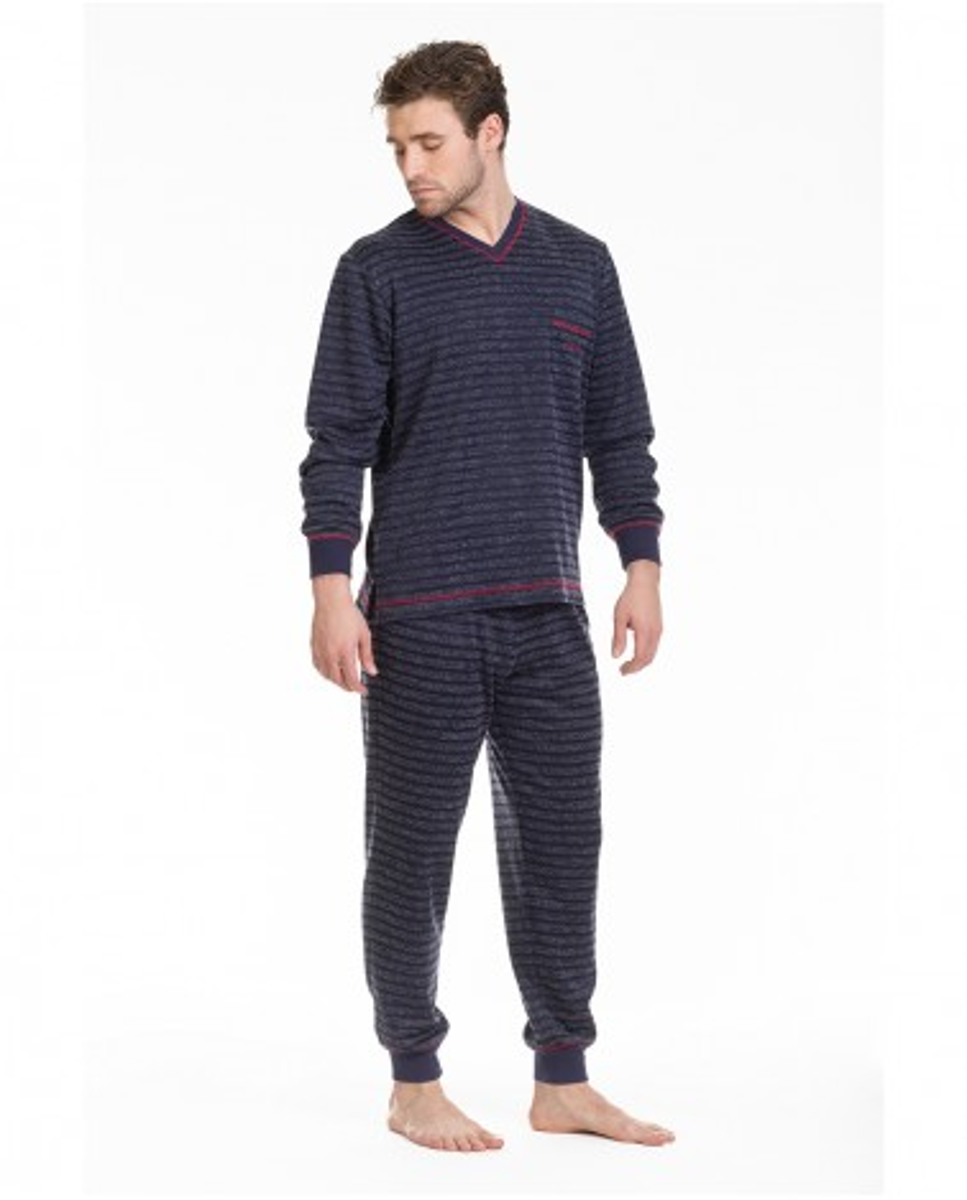 Pijama Caballero Lohe   -   - PEPI GUERRA