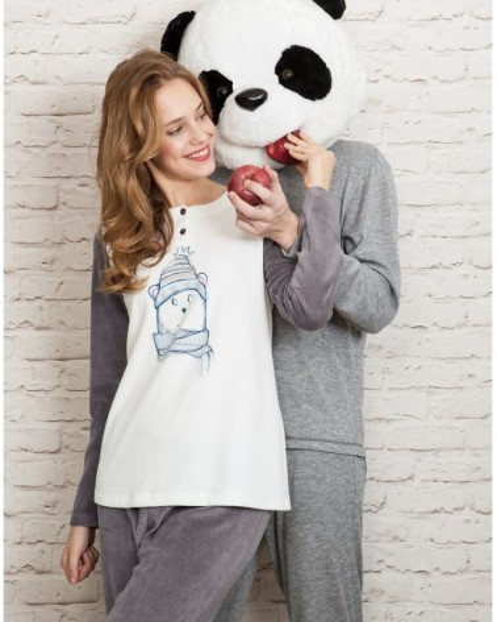 Pijama Señora Señoretta   -   - PEPI GUERRA