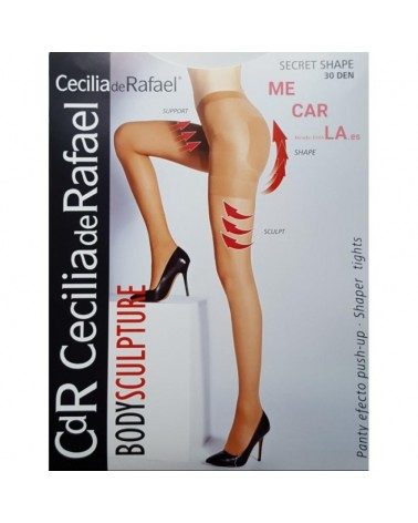 Cecilia de Rafael shaper tights 15den