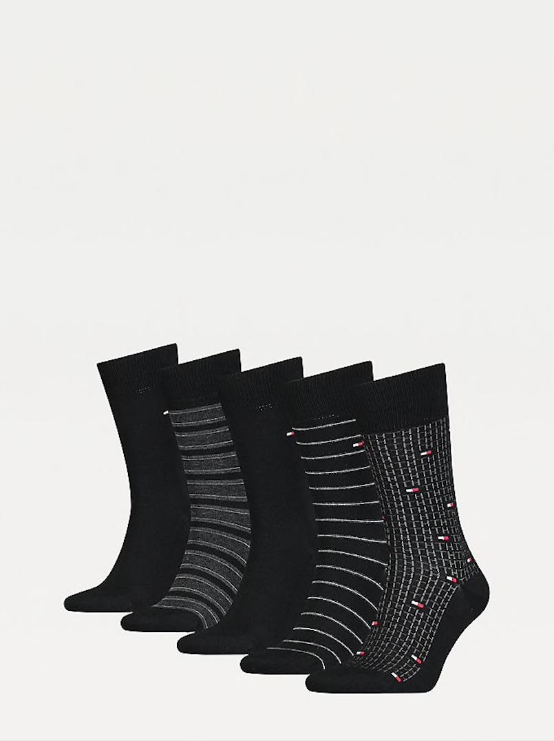 Cajas 5 pares calcetines Tommy Hilfiger   -   - PEPI GUERRA