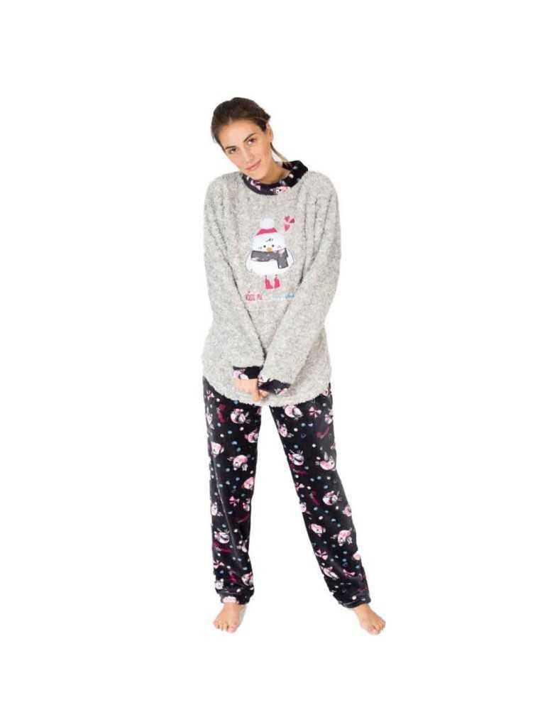 Pijama Señora Massana Pingüinos