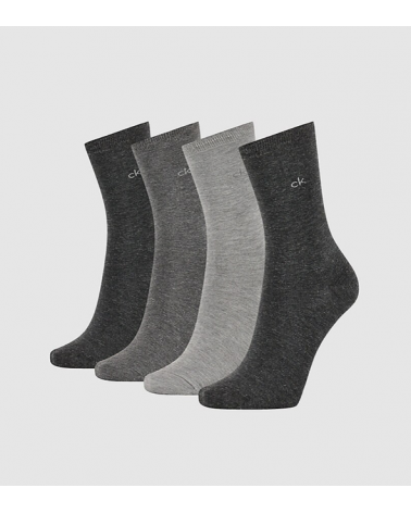 Pack 4 Calcetines Mujer 'Holiday Luxury' Calvin Klein