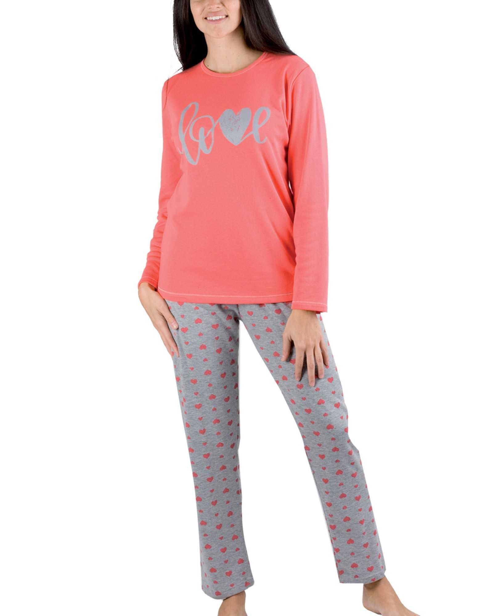Pijama Señora Pettrus 'Love'