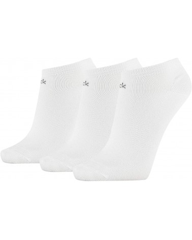 Pack 3 Calcetines Mujer Calvin Klein 'Basic CK'