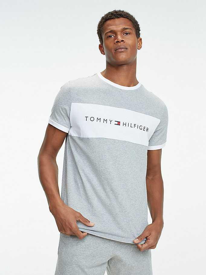 Camiseta Hombre Tommy Hilfiger Tri Line