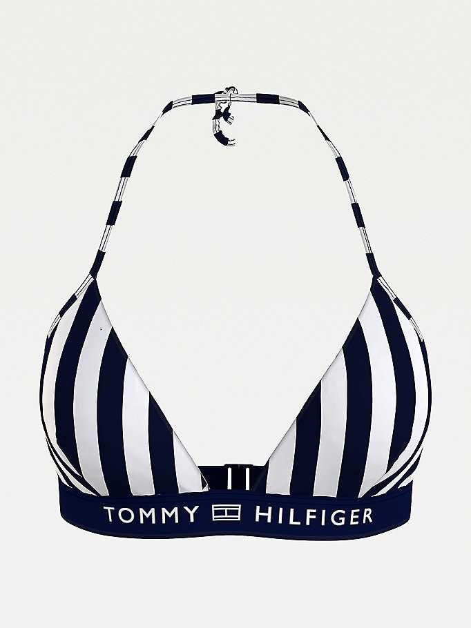 Bikini Tommy Hilfiger Rayas Marineras   -   - PEPI GUERRA