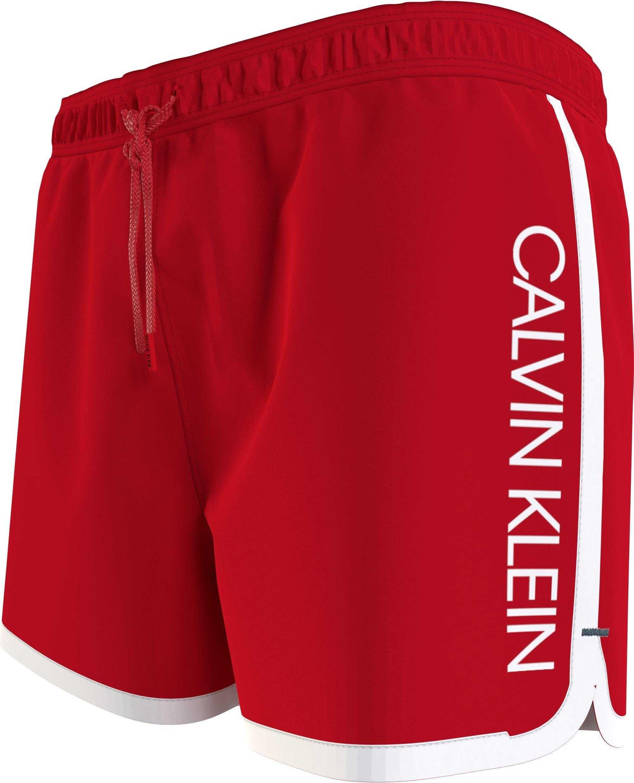 Bañador Calvin Klein logo Swim