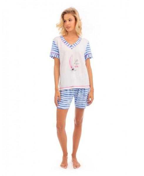 Pijama Señora Velero Lohe