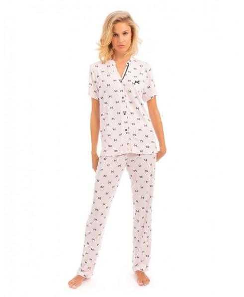 Pijama Señora Lazos Lohe   -   - PEPI GUERRA