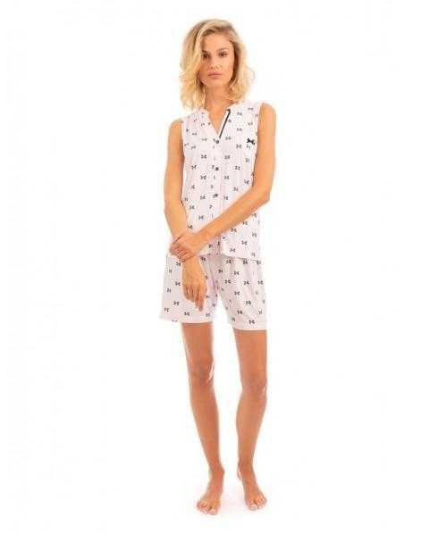 Pijama Señora Lazos Lohe