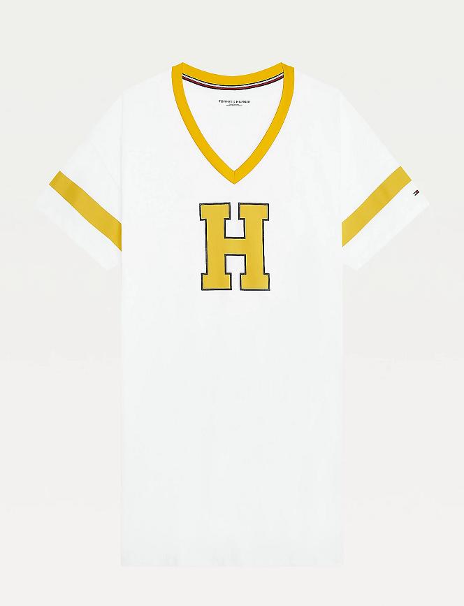 Vestido Playa Tommy Hilfiger University